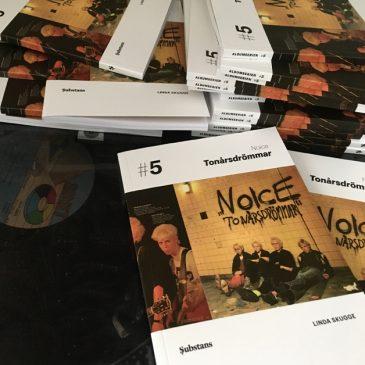 Förköp nya boken Noice: Tonårsdrömmar!